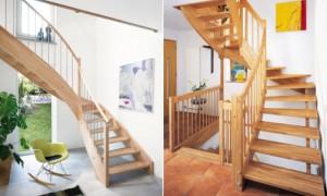 Treppen: Formen und Konstruktion