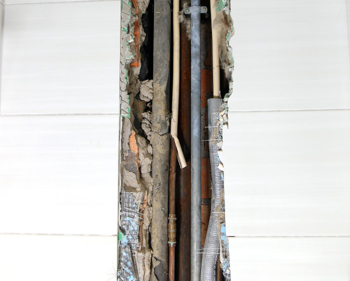 Wasserrohrbruch © RRF, stock.adobe.com
