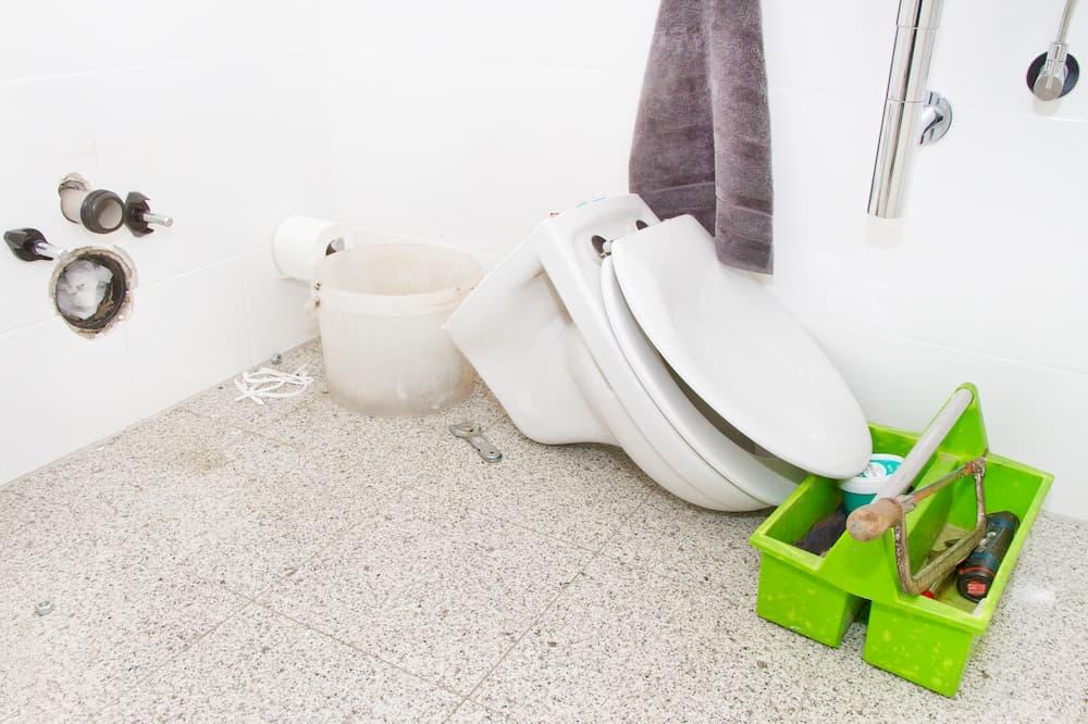 WC tauschen © Jürgen Fälchle, stock.adobe.com