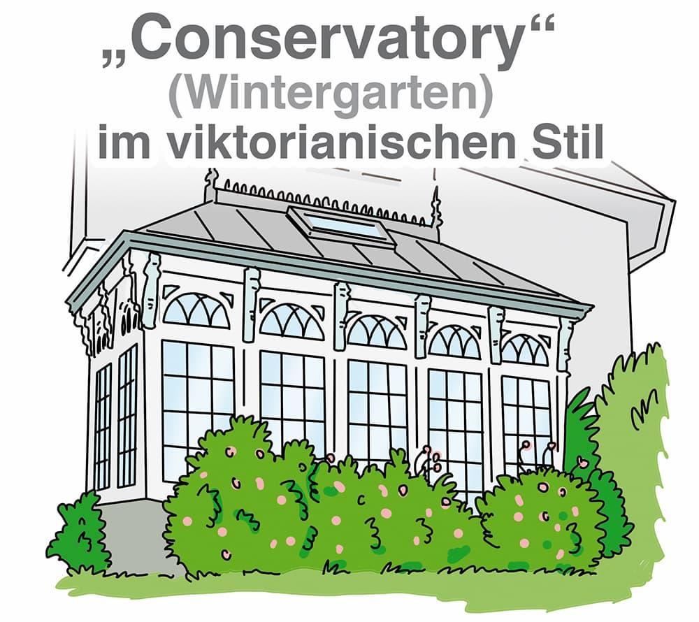 Wintergarten Geschichte