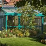 Wintergarten: Lage und Beschattung