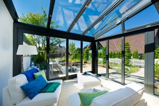 Wintergarten © SOLARLUX Aluminium Systeme GmbH